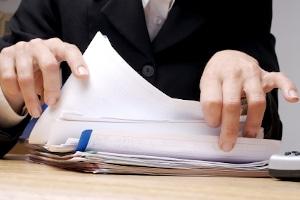 Beschleunigen Sie den Ablauf der Schuldnerberatung, indem Sie Ihre Unterlagen sortieren und aufbereiten.