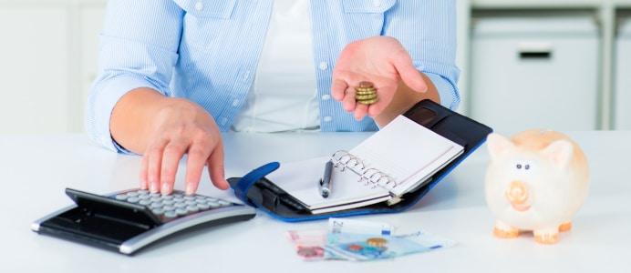 Achtung: Darlehensschulden bestehen nicht nur aus dem geliehenen Geldbetrag.