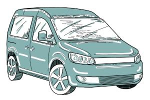 Ein Auto darf z. B. nicht gepfändet werden, wenn Sie es zwingend zur Ausübung Ihres Berufs benötigen.