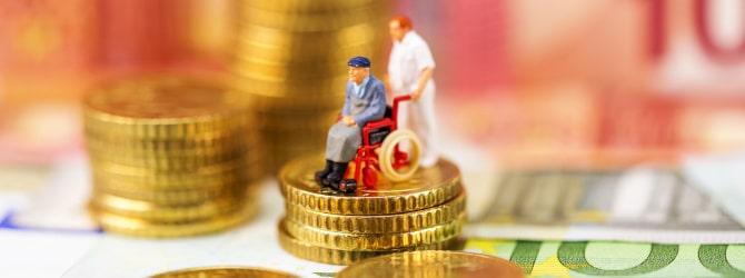 Darf die Rente gepfändet werden?