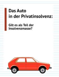 eBook: Auto in der Privatinsolvenz