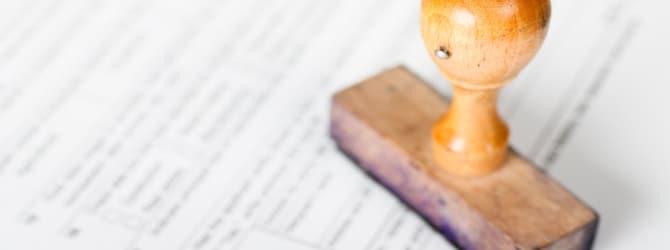 Jede Forderung, die im Insolvenzverfahren berücksichtigt werden soll, muss schriftlich angemeldet werden.