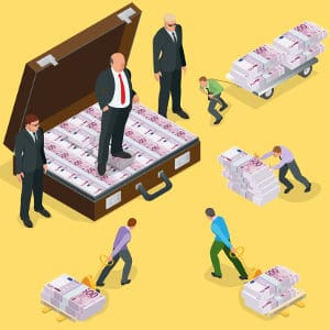 Jeder Gläubiger darf ein Inkassounternehmen beauftragen. Dieses muss sich jedoch an die gesetzlichen Regeln halten.