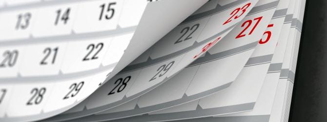 Insolvenzanfechtung: Bis zu 10 Jahre können angefochtene Handlungen im Falle einer vorsätzlichen Gläubigerbenachteiligung zurückliegen.