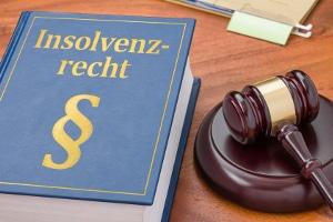 Das Insolvenzgesetz - die sog. Insolvenzordnung - regelt unter anderem das Insolvenzverfahren.