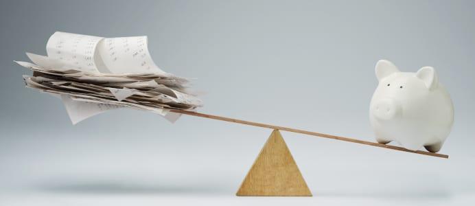 Das Insolvenzrecht befasst sich mit den Rechten von Gläubigern bei Zahlungsunfähigkeit der Schuldner.