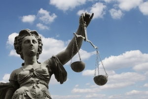 Insolvenzverfahren: Eine Bekanntmachung erfolgt über das Justizportal des Bundes und der Länder.