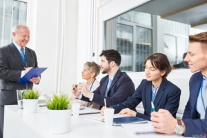 In aller Regel sind im Insolvenzverfahren mehrere Gläubiger beteiligt.