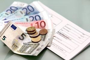 Nachrangige Insolvenzgläubiger werden erst zuletzt ausgezahlt, z. B. wenn Geldbußen nicht bezahlt wurden.