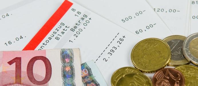 Was gilt als pfändbares Einkommen?