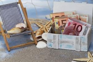 Pfändungsrechner: Das Netto-Urlaubsgeld ist dem Nettoeinkommen hinzuzurechnen.