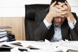 Von der Privatinsolvenz eines Angestellten erfährt auch der Arbeitgeber.