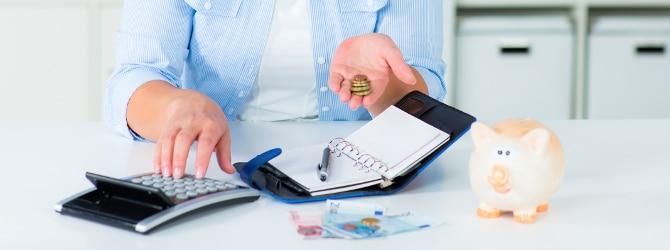 Bei einerRegel- oder Privatinsolvenzwerden alle Gläubiger gleichrangig behandelt.