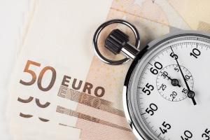 Ab Oktober 2020 dauern Privatinsolvenz und Wohlverhaltensphase nur noch drei Jahre.