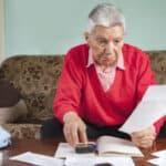 Schulden unter Rentnern nehmen zu