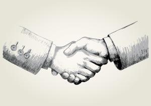Bevor Sie Verbraucherinsolvenz beantragen, müssen Sie versuchen, sich außergerichtlich mit Ihren Gläubigern zu einigen.