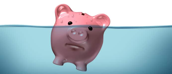 Haben Sie viele Schulden und können diese nicht mehr bezahlen, sollten Sie sich an eine Schuldnerberatung wenden.