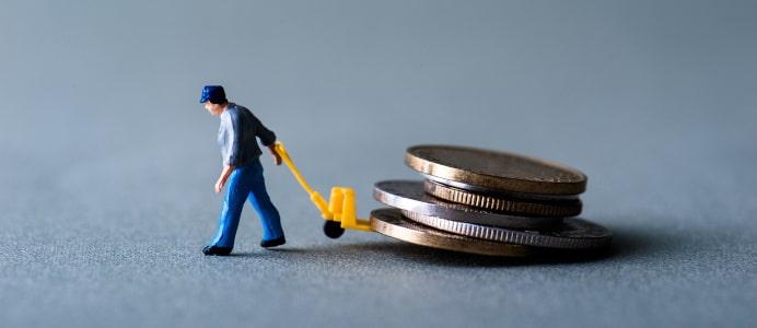Wie komme ich aus den Schulden raus?